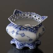 Blue Fluted, Full Lace, Sugar Bowls