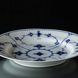 Blue Fluted, plain, plate, Royal Copenhagen 14cm