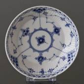 Blue Fluted, Half Lace, bowl 14cm