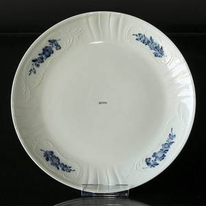 Dish with Blue Flower