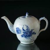Blue Flower, Curved, Teapot Royal Copenhagen