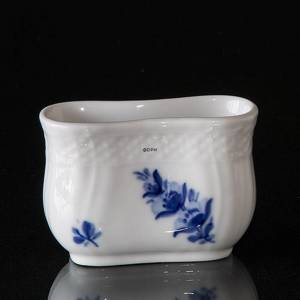 Blue Flower, Curved, Toothpick holder