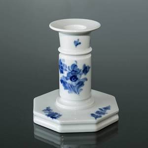 Blue Flower, Braided, Candle Holder no. 10-3303, Royal Copenhagen | No. 10-3303 | DPH Trading