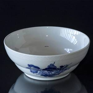 Blue Flower, braided, bowl 23cm | No. 10-8065 | DPH Trading