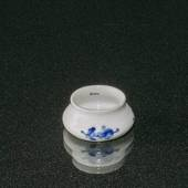 Blue Flower, Braided, salt cellar 5 cm