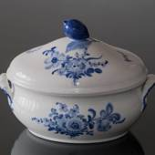 Blue Flower, braided, soup tureen (1889-1922)