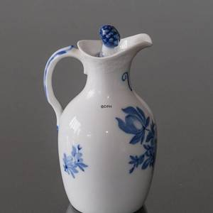 Blue Flower, braided, vinegar jug (1889-1922)