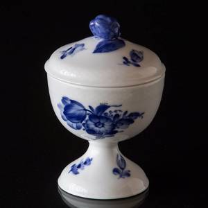 Blue Flower, Braided, jam jar with lid, Royal Copenhagen | No. 10-8241 | DPH Trading
