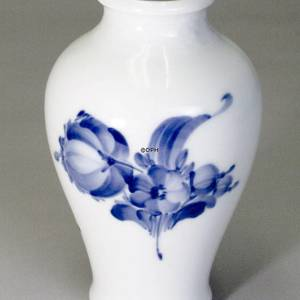 Blue Flower, braided, vase | No. 10-8259 | Alt. 10/8259 | DPH Trading