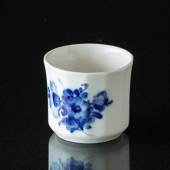 Blue Flower angular creame cup