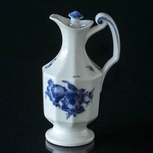 Blue Flower, Angular, vinegar jug | No. 10-8582 | DPH Trading