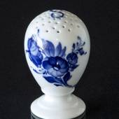Blue Flower braided, salt pot