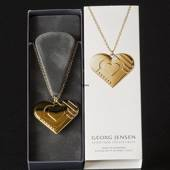Heart - Georg Jensen ornament 2019