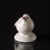 White Robin figurine, Royal Copenhagen no. 1003125