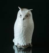 Owl, Royal Copenhagen bird figurine