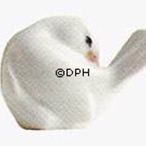 White Finch figurine, Royal Copenhagen no. 1003170 | No. 1003170 | Alt. 1003170 | DPH Trading