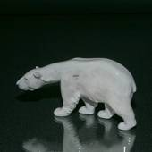 Polar Bear, walking, Royal Copenhagen figurine no. 320