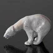Polar Bear, Royal Copenhagen figurine no. 321