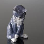 Cat, Royal Coepnhagen figurine no. 340