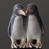 Penguins, Royal Copenhagen figurine no. 1190