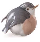 Robin, Royal Copenhagen bird figurine no. 2266