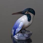 Kingfisher, Royal Copenhagen bird figurine