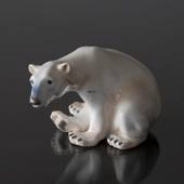Polar Bear, Bing & Grondahl figurine no. 1629