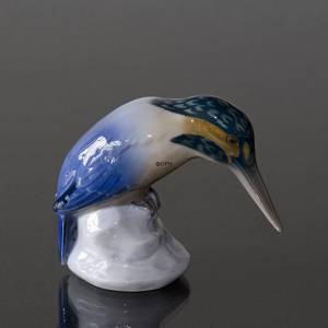 Kingfisher, Bing & grondahl figurine no.1885