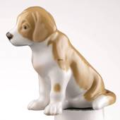 St. Bernard Puppy, Bing & Grondahl dog figurine no. 1926