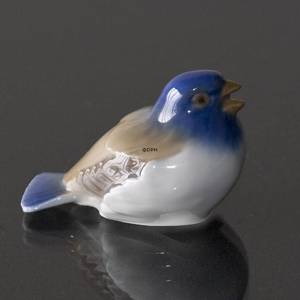 Titmouse, Bing & Grondahl bird figurine