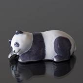 Panda sleeping tightly, Royal Copenhagen figurine