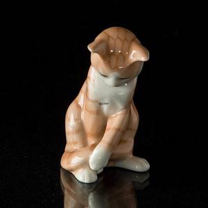 Kilroy, Cat, Royal Copenhagen figurine
