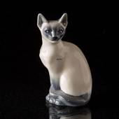 Precious, Cat, Royal Copenhagen figurine