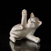 Cat, Royal Copenhagen figurine