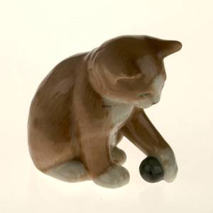 Joker, Cat, Royal Copenhagen figurine | No. 1020688 | Alt. 1020688 | DPH Trading