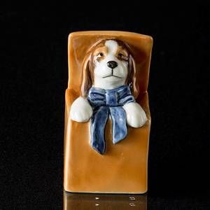 Cocker Spaniel, Royal Copenhagen dog figurine