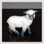 Lamb, standing on four legs, Royal Copenhagen figurine