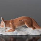 Fox, Wiberg, Royal Copenhagen Christmas figurine
