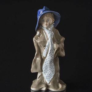 Boy dressed up, Royal Copenhagen figurine | No. 1021544 | Alt. b2544 | DPH Trading
