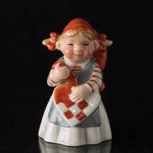 Pixie with Heart, Royal Copenhagen Christmas figurine