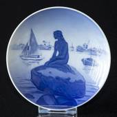 Bowl with The Little Mermaid, Royal Copenhagen No. 4356