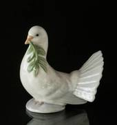 Royal Copenhagen Annual Figurine 2018, Dove of peace