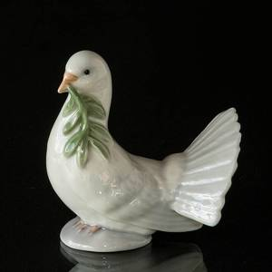 Royal Copenhagen Annual Figurine 2018, Dove of peace | Year 2018 | No. 1024797 | Alt. 1252001 | DPH Trading
