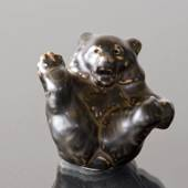 Bear Cub, Royal Copenhagen stoneware figurine no. 22747