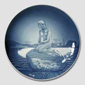 Royal Copenhagen The Little Mermaid plate,