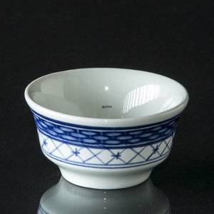 Royal Copenhagen/Aluminia  Tranquebar, blue, Salt Cellar