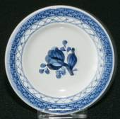 Royal Copenhagen Tranquebar, blue, mini plate, 10cm