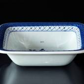 Royal Copenhagen/Aluminia Tranquebar, blue,Potato bowl 120 cl