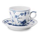 Blue Fluted, Plain, Espresso cup, capacity 10 cl., Royal Copenhagen