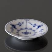 Blue Fluted, Plain, small dish 8cm
